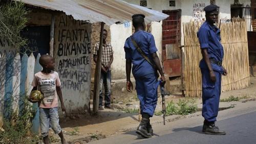 Burundi accuses Catholic bishops of spreading 'hatred'