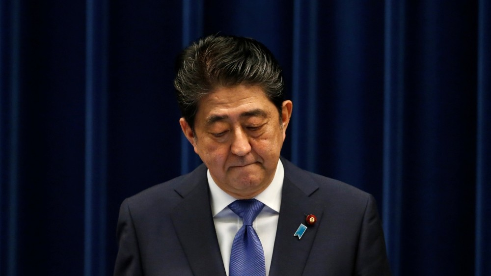 Japan prosecutors seek to query ex-PM Abe in political fund case