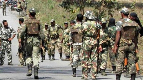 Indian police killed by Maoist rebels