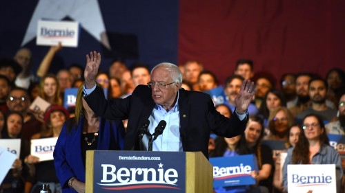 A Bernie Sanders presidency could be a nightmare for Saudi Arabia