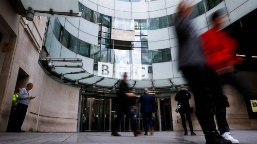 BBC to cut 450 journalists and newsroom staff