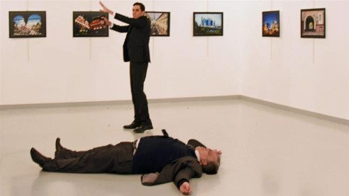 Ankara-Moscow ties two years after Russian envoy's murder