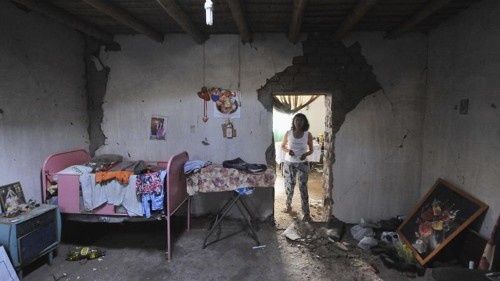 Magnitude-8 earthquake hits Amazon jungle in Peru
