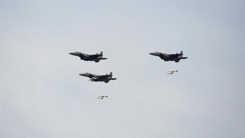 South Korea says it fired warning shots at Russian military jet