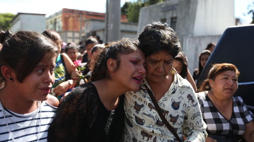 San Jose Pinula girl shelter fire toll rises to 37