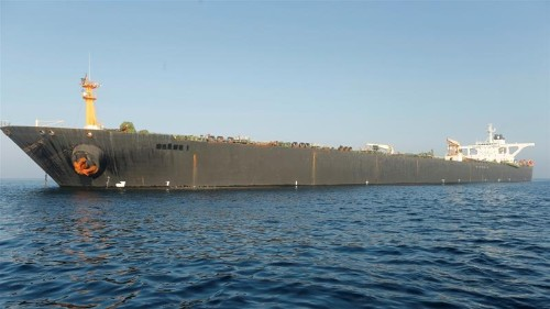 US issues warrant to seize Iranian oil tanker Grace 1