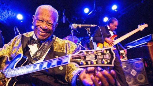 BB King: Why Google honours him today