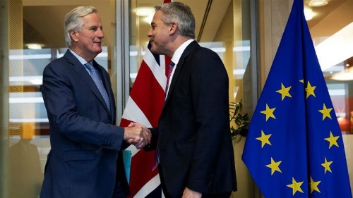 Brexit: Revised withdrawal agreement in full