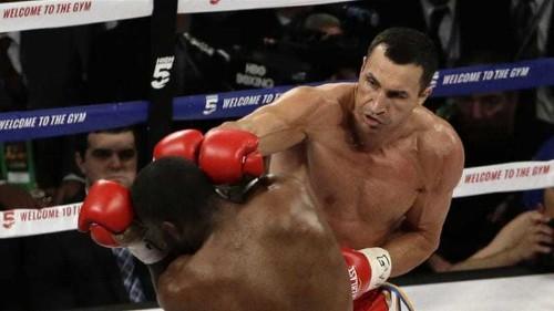 Klitschko extends nine-year reign as champion