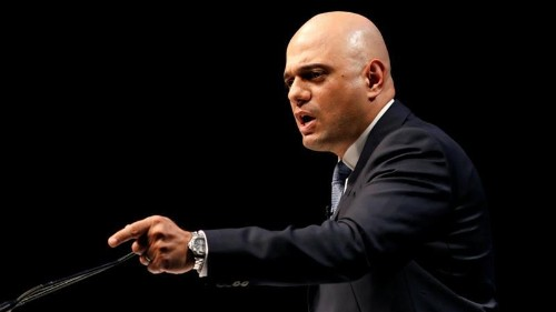UK: Javid's bid for Downing Street comes to end of the road