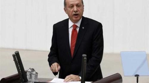 Erdogan says Muslims discovered Americas