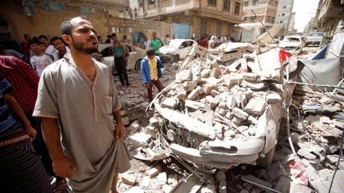 Saudi coalition hits Houthi positions in Yemen capital: Saudi TV