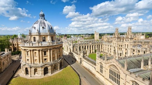 The world is your oyster: Top universities worldwide ranked