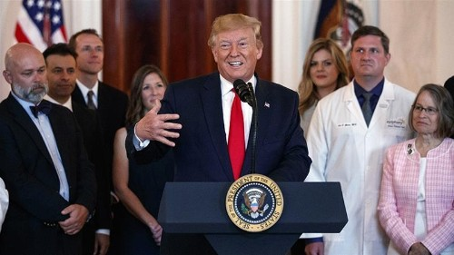 Trump's new executive order aims to reveal US healthcare costs