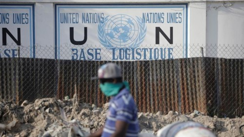 As the UN leaves Haiti, its victims still wait for justice