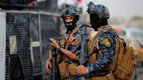 Excessive force to blame for Iraq protest toll: Gov't report