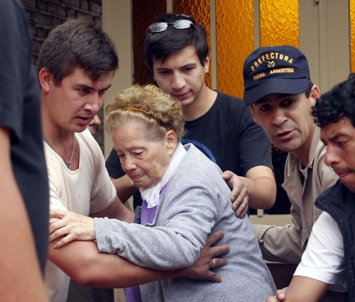 In pictures: Argentina's flooding