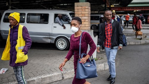 Tension, fear as South Africa steps up coronavirus fight
