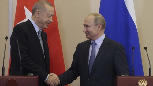 Russia, Turkey emerge political frontrunners in Libya: Report