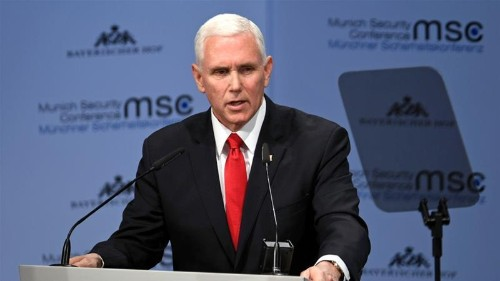 Iran rejects 'laughable' anti-Semitism allegations by Pence
