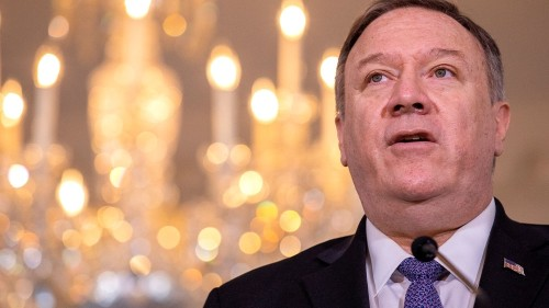 Pompeo: US rejects UN database of Israeli settlement companies