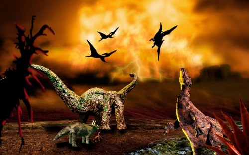 Everything You Know About Dinosaur Deaths Is Wrong