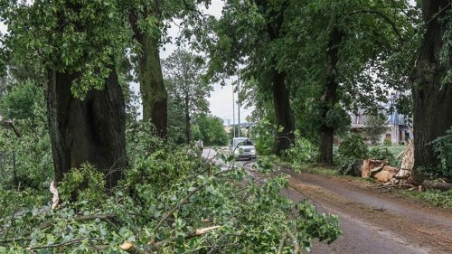Severe storms continue to batter Europe