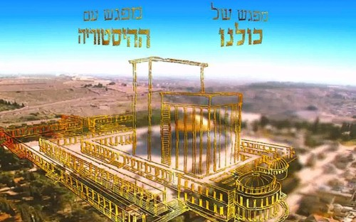 'Third Temple' in Jerusalem and Messianic Zealots