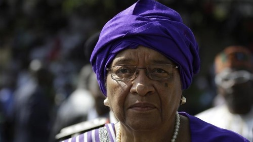 Ellen Johnson Sirleaf responds to allegations of nepotism