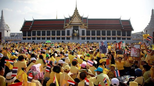 Thailand's parliament meets, but military retains upper-hand