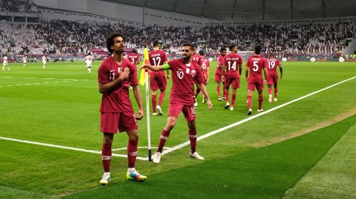 Arabian Gulf Cup: Football, blockade and a 'historic' win