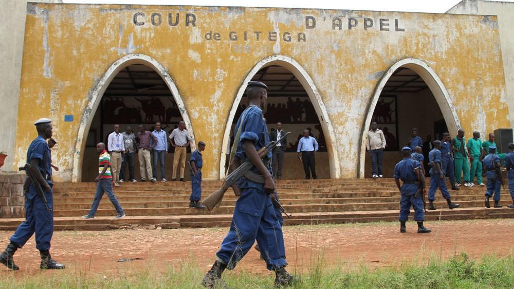 Burundi Security Threat Monitor - cover