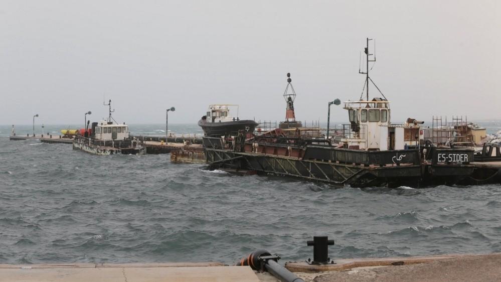 Libya's NOC accuses UAE of being behind oil blockade
