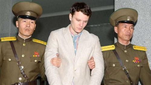 Trump: US paid no money to North Korea over Warmbier