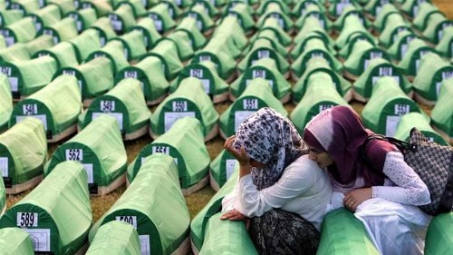 Srebrenica: Unearthing loss