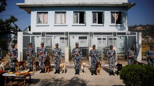 Nepal detains 122 Chinese for suspected cyber crime, bank fraud