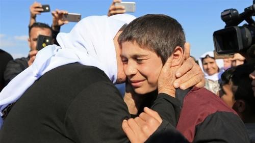 Yazidis to accept ISIL rape survivors, but not their children