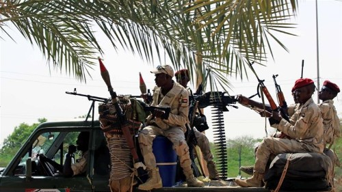 Dates and bullets: Sudan in the grip of the RSF militia