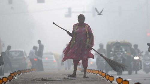 New Delhi world's most polluted capital again: Study