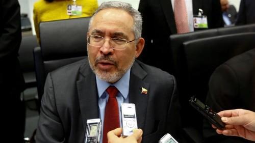 Jailed ex-Venezuela oil minister Nelson Martinez dies