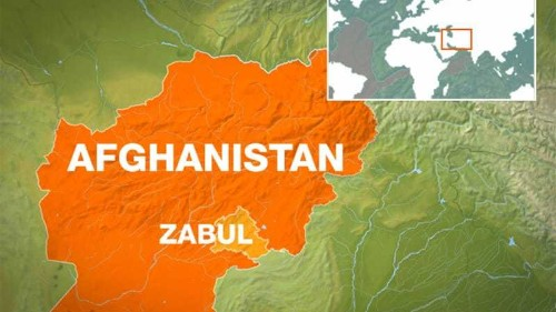 Six US soldiers killed in Afghan air crash