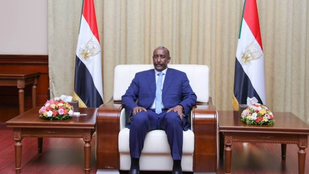 Sudan leaders in UAE for talks with Emirati, US officials
