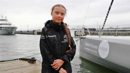 Who is afraid of Greta Thunberg?