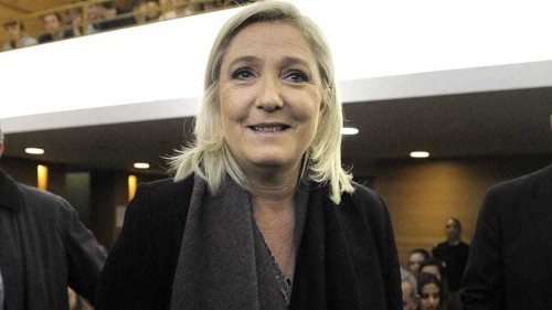 France's Le Pen on trial over Muslim comments