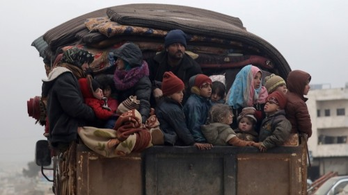Residents of Idlib: 'Your indifference is our death sentence'