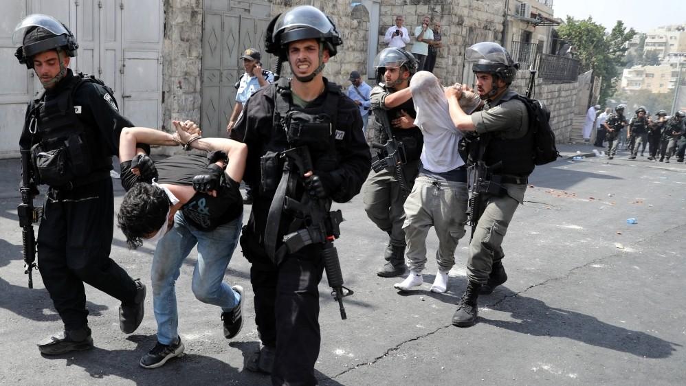 Al-Aqsa: UN slams Israel killings of young Palestinians