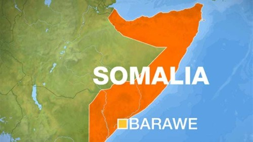 US missile 'kills top al-Shabab commander'