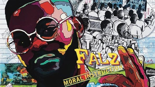 Falz: The Nigerian rapper rebelling through music