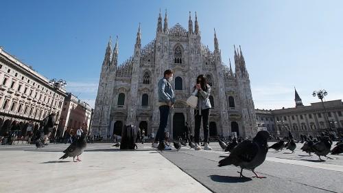 Italy quarantines 16 million people over coronavirus fears