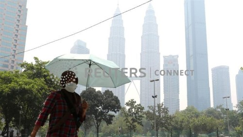 Fighting fire: Malaysian PM wants to get tough on haze sources